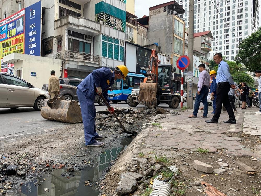 Đảm bảo an toàn các công trình xây dựng nhằm ứng phó cơn bão số 4