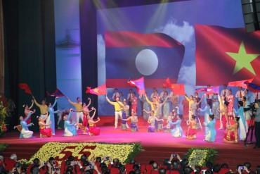 Lễ kỷ niệm 55 năm thiết lập quan hệ ngoại giao Việt Nam- Lào