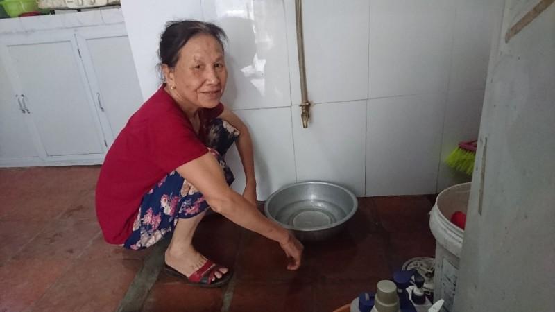 Người dân lại lao đao vì thiếu nước sạch