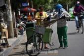URENCO Hà Nội đảm bảo sức khỏe người lao động trong mùa nắng nóng