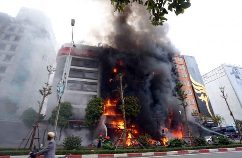 Hà Nội: 1.147 cơ sở không đảm bảo phòng cháy, chữa cháy