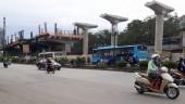 Điều chỉnh giao thông phục vụ Dự án đường sắt đô thị đoạn Nhổn - ga Hà Nội