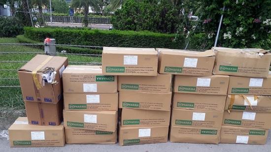 Hà Nội: Phát hiện lô thuốc Tây hết hạn bị vứt bỏ bên vệ đường