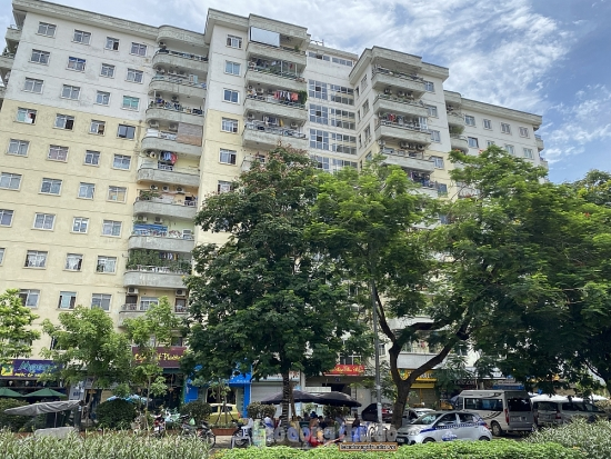 Hà Nội: Xử phạt nhiều chủ đầu tư chậm bàn giao quỹ bảo trì chung cư