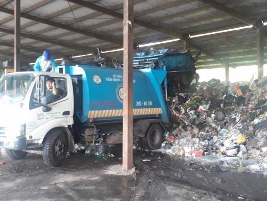 Hà Nội:Tăng cường phối hợp ngăn chặn tình trạng ùn ứ rác thải