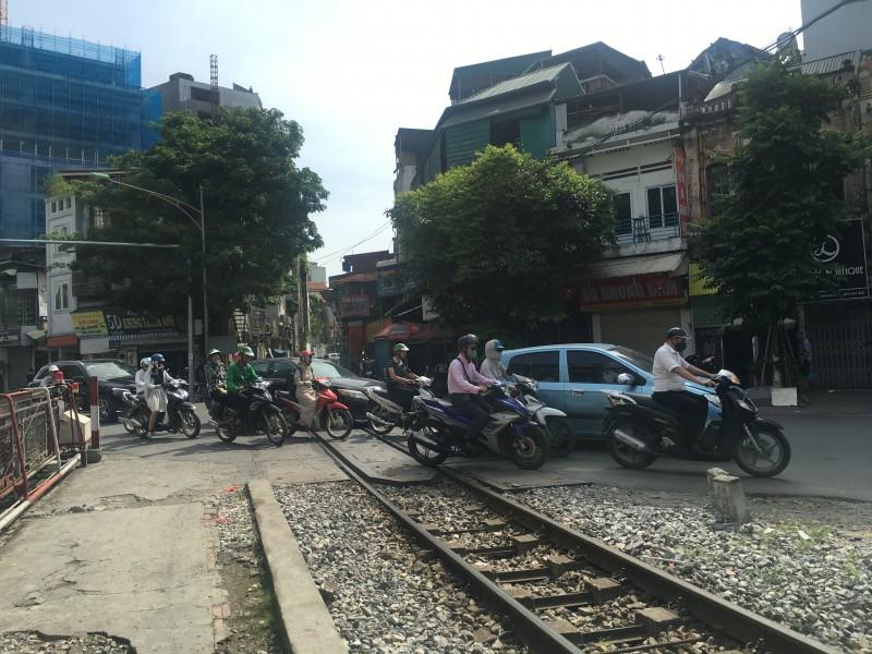 Hà Nội lên lộ trình quản lý phương tiện giao thông