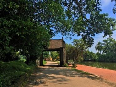 Nét đẹp bình dị của làng cổ Đường Lâm