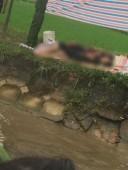 Phát hiện hai thanh niên tử vong dưới mương nước