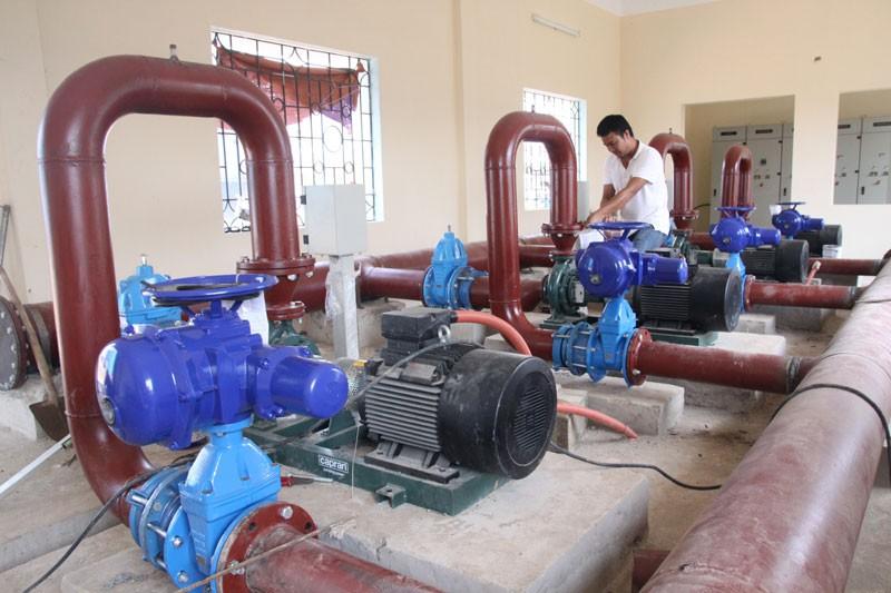 Điều chỉnh quy hoạch để đáp ứng nhu cầu nước sạch