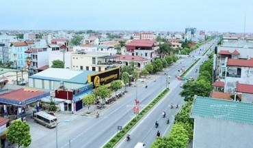 Đan Phượng thí điểm thành lập đội quản lý trật tự đô thị huyện