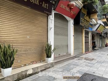 Hàng loạt cửa hàng đóng cửa, trả mặt bằng do kinh doanh ế ẩm