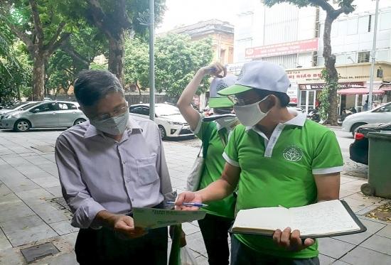 Hà Nội: Tái khởi động dự án phân loại rác tại nguồn trên một số địa bàn