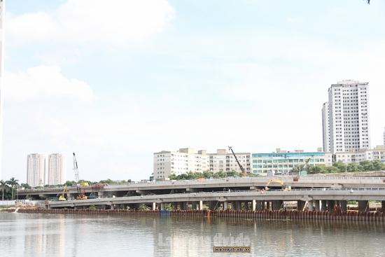 Hà Nội: Gấp rút hoàn thành công trình giao thông trọng điểm nơi cửa ngõ phía Nam thành phố