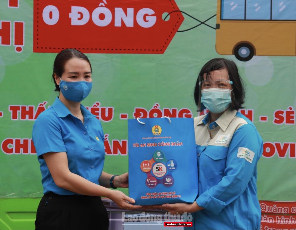 Sức lan tỏa từ Chỉ thị 05 trong tổ chức Công đoàn và người lao động ngành Xây dựng Hà Nội