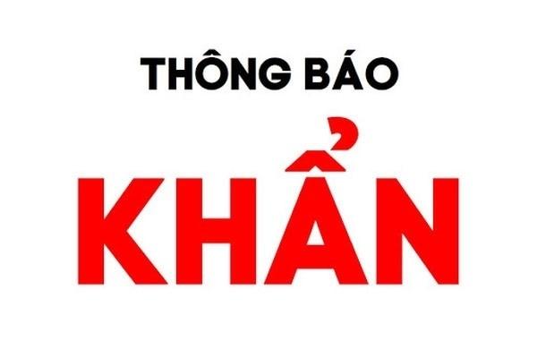 Hà Nội thông báo khẩn tìm người từng đến lò mổ Minh Hiền tại huyện Thanh Oai