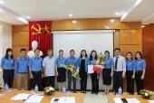 Ra mắt Công đoàn công ty CP Sản xuất kinh doanh Nước sạch số 3 Hà Nội