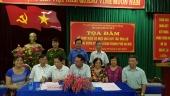 Cụm dân cư số 9 phường Bạch Đằng tọa đàm về bộ Quy tắc ứng xử nơi công cộng