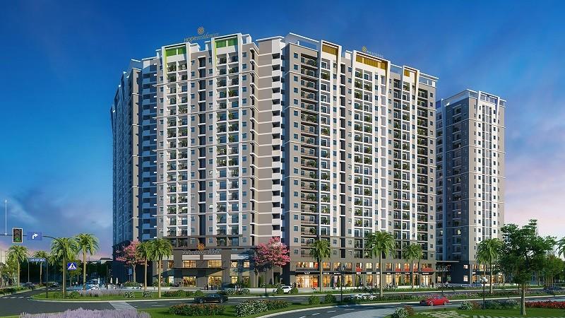 Mở bán thêm 1.504 căn nhà ở xã hội tại quận Long Biên