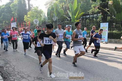 Chung kết giải chạy báo Hà Nội mới