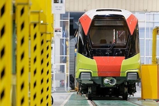 Cuối tháng 10, đoàn tàu đầu tiên tuyến metro Nhổn - ga Hà Nội về nước