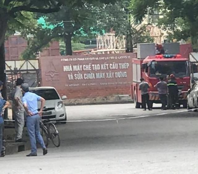 Nổ lớn tại Khu công nghiệp Phú Thị, 3 người thương vong