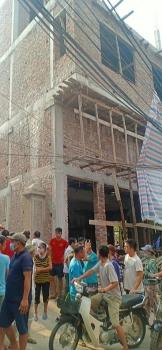 Hà Nội: Một công nhân tử vong tại công trình xây dựng