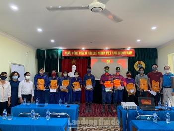 """Công đoàn ngành Xây dựng Hà Nội: Chủ động  thực hiện nhiệm vụ """"kép"""" trong tình hình mới"""