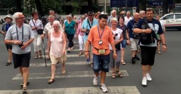 Tháng 9, khách quốc tế đến Việt Nam tăng 28%