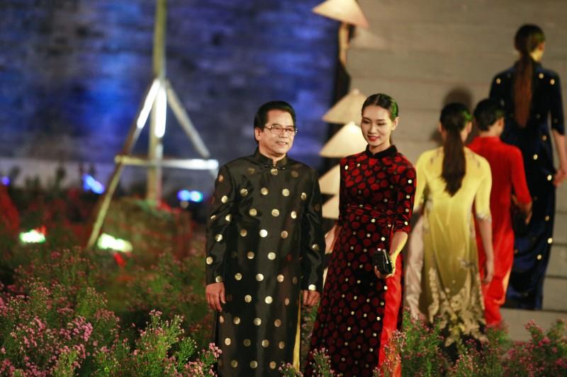 NTK Đỗ Trịnh Hoài Nam: Tôi muốn đóng góp cho thời trang Hà Nội
