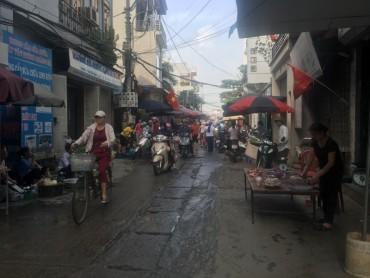 Hà Nội: Đôn đốc, tăng cường công tác quản lý, phát triển chợ