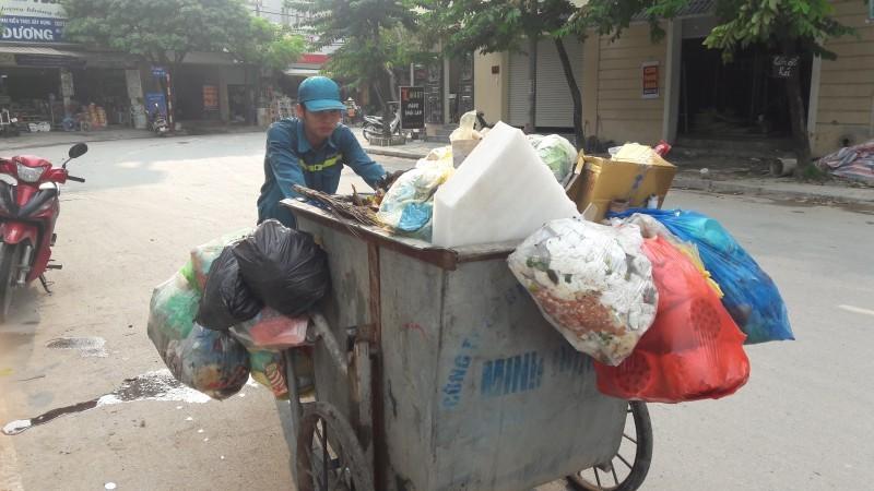 Hà Nội: Phát huy các ứng dụng công nghệ thông tin trong vệ sinh môi trường