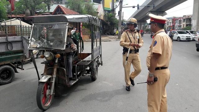 Hà Nội xử lý 358.112 trường hợp vi phạm trật tự an toàn giao thông