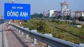 Duyệt chỉ giới đường đỏ tuyến đường nối khu tái định cư Đông Hội, Đông Anh