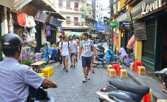 Quận Hoàn Kiếm lên kế hoạch chỉnh trang lại 79 tuyến phố