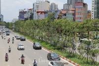 Tiếp tục hoàn thiện các tuyến đường kiểu mẫu của Thủ đô