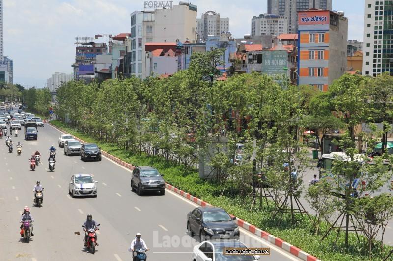 Đặt tên 31 tuyến đường, phố mới ở Hà Nội