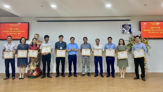 Sở Xây dựng Hà Nội phát động thi đua giai đoạn 2020 - 2025