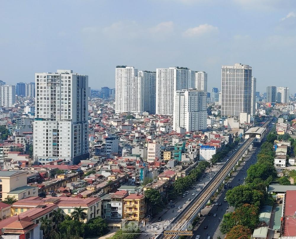 Kỳ I: Những đột phá về kết cấu hạ tầng của Thủ đô