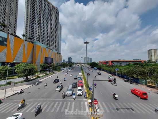 Từng bước hoàn thiện hệ thống hạ tầng giao thông Thủ đô