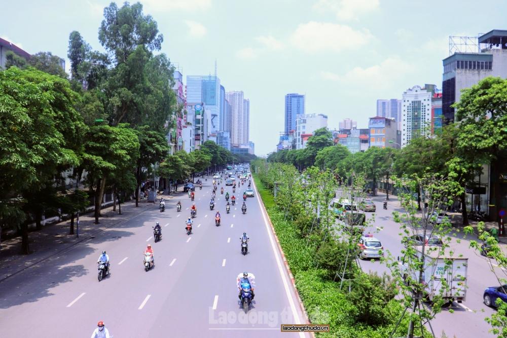 Phát triển đồng bộ, hiện đại hóa từng bước kết cấu hạ tầng đô thị Thủ đô