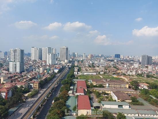 Hà Nội có thêm gần 7,3 triệu m2 sàn nhà ở