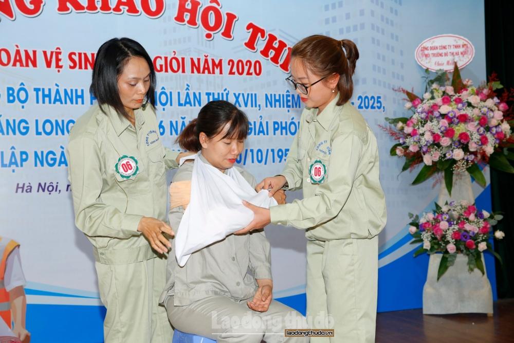 Câu lạc bộ nữ công Công đoàn ngành Xây dựng Hà Nội - một mô hình sinh hoạt thiết thực