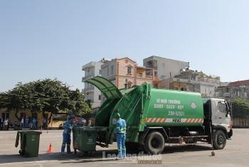 Không để xảy ra tình trạng chặn xe vận chuyển rác tại Khu liên hợp xử lý chất thải Sóc Sơn