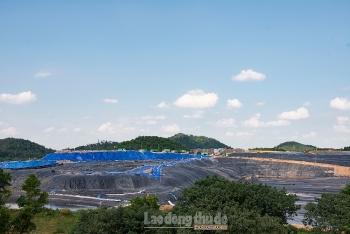 Hà Nội: Sớm xử lý tình trạng quá tải tại Khu liên hiệp xử lý rác thải Nam Sơn