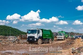 Nâng cao hiệu quả hoạt động thu gom, vận chuyển rác