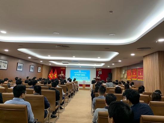 Sở Xây dựng Hà Nội quyên góp ủng hộ đồng bào miền Trung