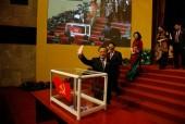 Bầu 74 đồng chí vào BCH Đảng bộ Thành phố Hà Nội khóa XVI