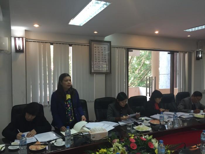 Công đoàn huyện ngoại thành giữ vững và nâng cao chất lượng hoạt động