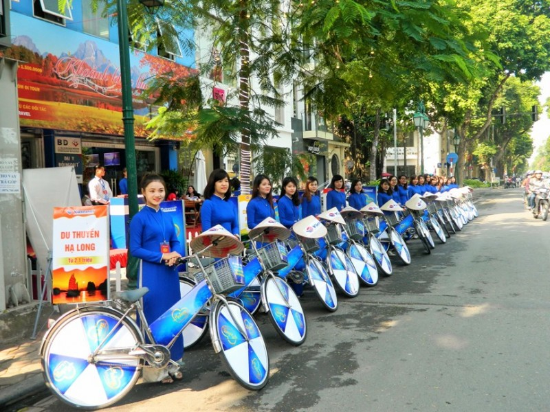Nhiều khuyến mãi 'khủng' tại ngày hội du lịch Vietravel
