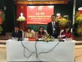 Đại hội Công đoàn Công ty TNHH MTV Công viên cây xanh Hà Nội